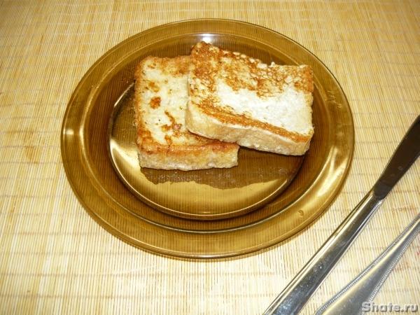 Быстрые французские тосты