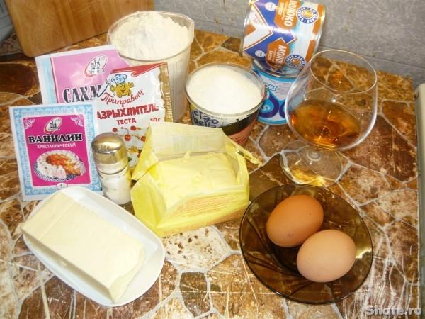 Маргарин яйцо сахар рецепт
