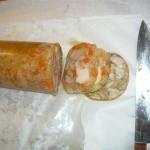Куриный сальтисон