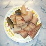 Кулебяка с рыбой и свежей капустой