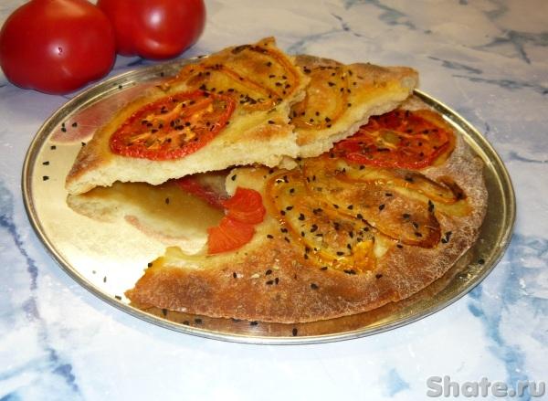 Хлеб по итальянским мотивам