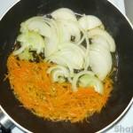 Судак в апельсиновом соусе