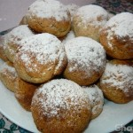 Орехово-творожное печенье