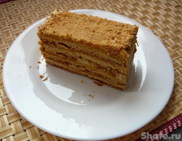 Пирожное медовое - Кулинарный сайт Шате