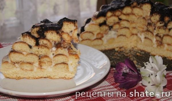 Рецепт долголетие торт