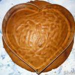 "Праздничный торт ""Сердце моё"""