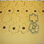 Песочное печенье с апельсиновым конфитюром