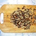 Творожная пасха с шоколадом и орехами