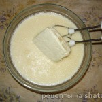 """Творожный торт со сливочным кремом """"маскарпоне"""""""