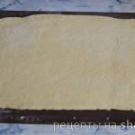 Песочный пирог с маком