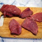 Гратен с мясом и картофелем или мясо по-французски