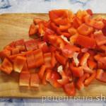 Свинина в кисло-сладком соусе