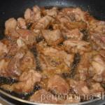 Свинина в тайском стиле