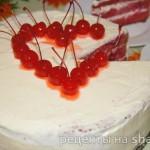 "Торт ""Красный бархат"" или Red Velvet Cake"