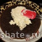 торт с безе