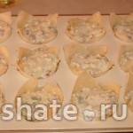 кексы из кабачка