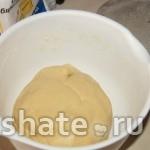 корзиночку с белковым кремом